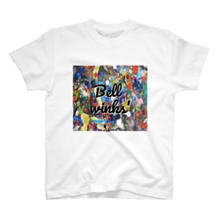 Bell winks' T-shirts