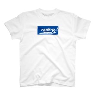 rank-p Tシャツ T-shirts