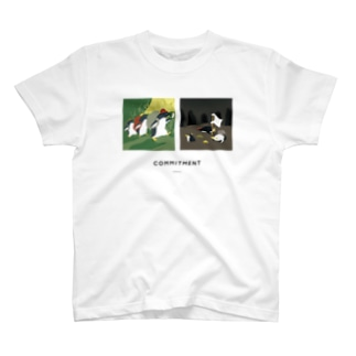 Do/Don't 徹底的にやり抜く T-shirts