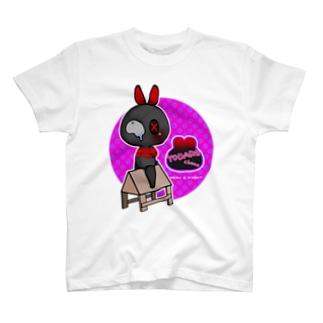 松本舞夢のよだれちゃん 三角木馬 T-shirts
