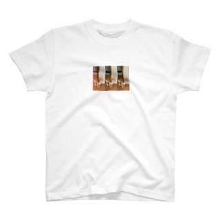 ciiiiiiのお見送りびーすけ T-shirts