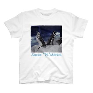 "Social ""Pe""stance T-shirts"