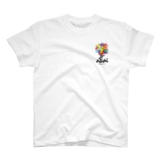 03シリーズ/デザイン/クリエイティブ/アート/スパクリ T-shirts