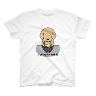 天ぷらそば(復刻版) T-shirts