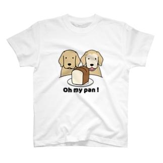 パンが好き T-shirts