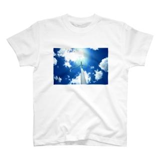 空と風 T-shirts