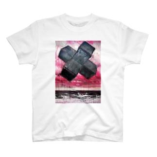 RUNNER #02 テトラポッド ⓒ2020.Takumi Sejima T-shirts