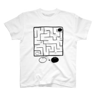 迷路ネコちゃん T-shirts