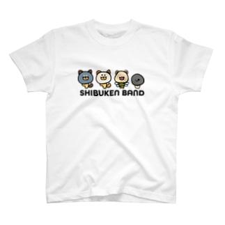しぶけんバンド T-shirts