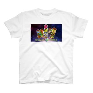 江戸川ベニのOMP2020 DO YOU LIKE ハンバーガー? T-shirts