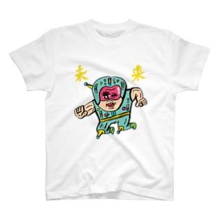 未来くんBOY T-shirts