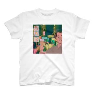 えおきのBAR T-shirts