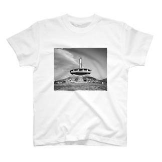 ブルガリア共産党ホールグッズ T-shirts