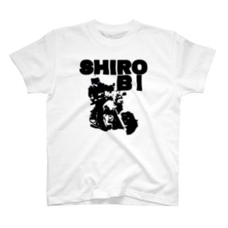 白バイ T-shirts