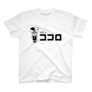 ココロロゴ T-shirts
