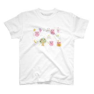 DOTS KABA T-shirts