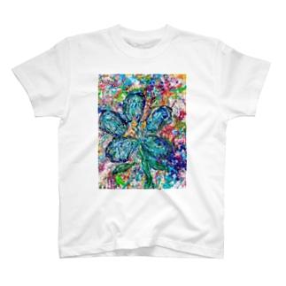 DELPHINIUM 1 T-shirts