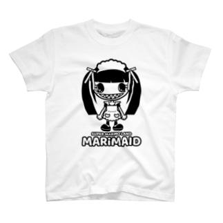 SUPER MARiMO LANDのMARiMAID T-shirts