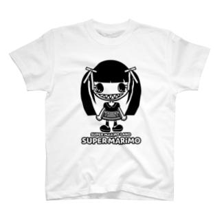 SUPER MARiMO T-shirts