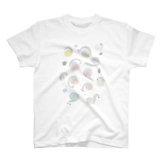 でんでん T-shirts