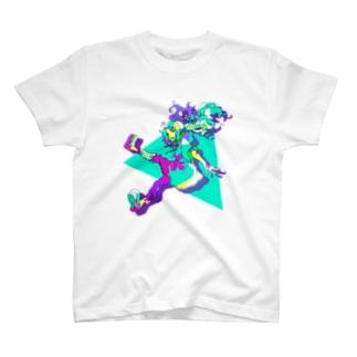 ニガテブンヤ T-shirts