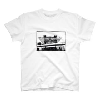 東京ビックサイト T-shirts