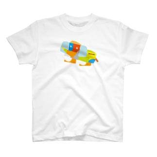 puzoozle - elephant - T-shirts