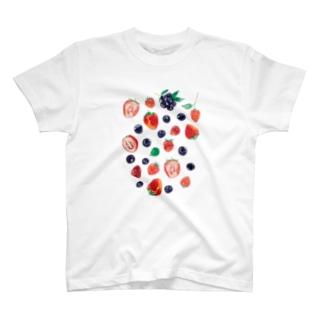 ベリー。 T-shirts