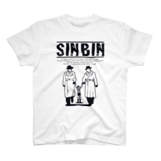 【ラグビー / Rugby】 Sin Bin Ver2 T-shirts