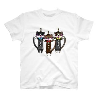 オーボエねっこず T-shirts