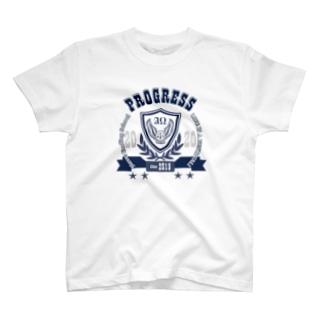 PROGRESSカレッジ T-shirts