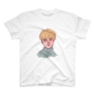 儚げアルフくん T-shirts