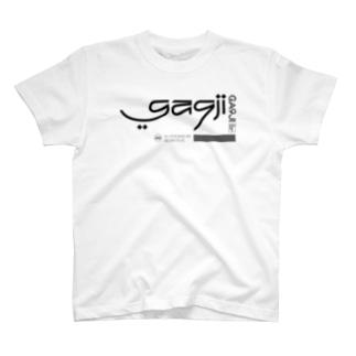 ga9ji_T02 T-shirts