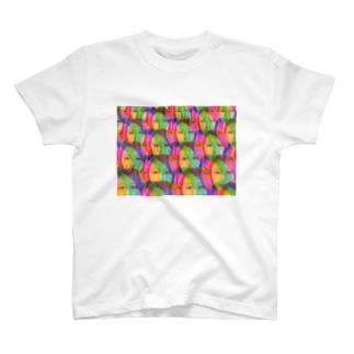Kiyomi.Hの立ち読みきちゃん1 T-shirts
