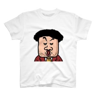 食パン形フェイズ T-shirts
