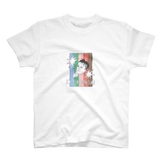 yappyhappyのJYP T-shirts