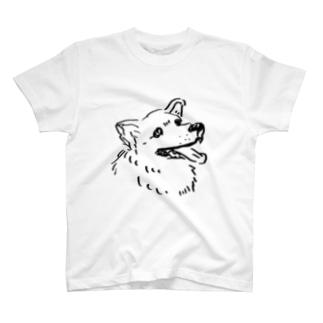 ずぅこの笑う犬 T-shirts