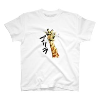 ゴリラTシャツ T-shirts