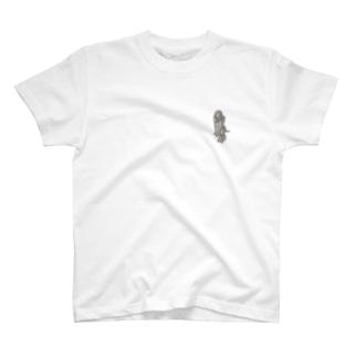 てがきのねおき T-shirts