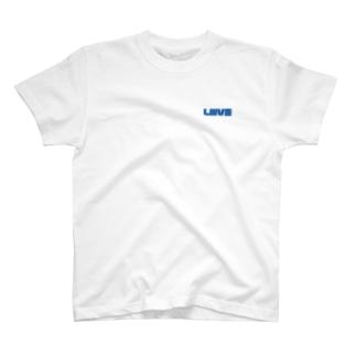 L[I/O]VE T-shirts