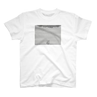 目があったよ T-shirts
