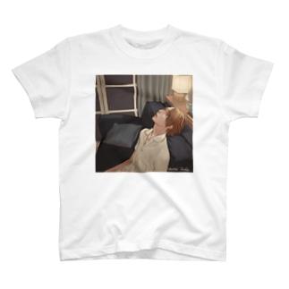 tadayumiのNo.17 T-shirts