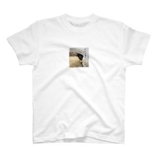 広告風マグカップ T-shirts