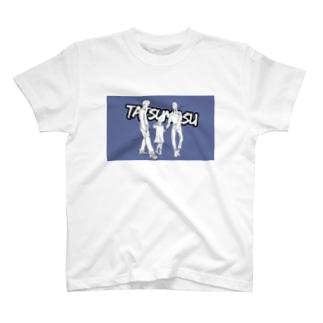 すとりーとttms T-shirts