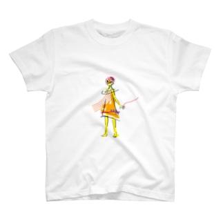kuroの繋 T-shirts