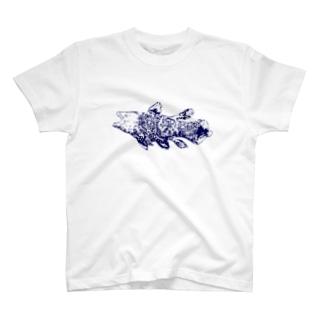 シーラカンス T-shirts