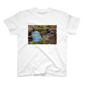 こんにちは〜おとも〜 T-shirts