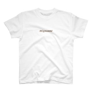 シンプルロゴT T-shirts