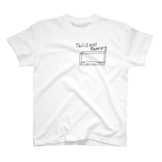 アトリエヱキパのthis is nor Rearing T-shirts