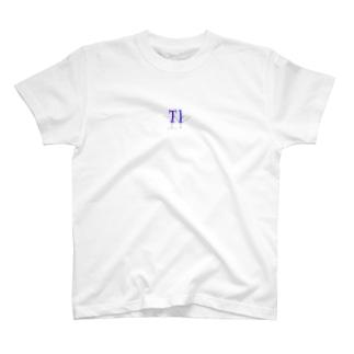 『TI』(チタン) T-shirts